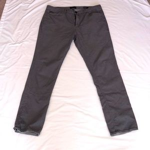 Kenneth Cole stretch 5 pocket pants size 36x34